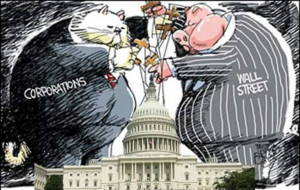 In a plutocracy, power is influenced by the wealthy