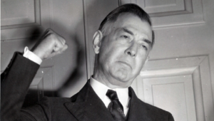 Senator Key Pittman (1872-1940) pushed through the US Silver Purchase Act
